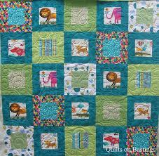 Modern Baby Quilt | Boys quilt patterns, Quilt modern and Quilt ... & have quilted this baby quilt with an allover swirly design called Free Baby  Quilt Patterns Modern Adamdwight.com