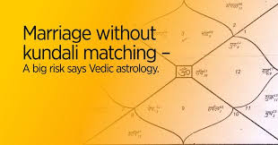 Marriage Without Kundali Matching A Big Risk Says Vedic