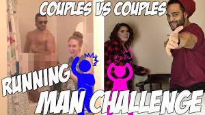 COUPLES RUNNING MAN CHALLENGE VINE YouTube