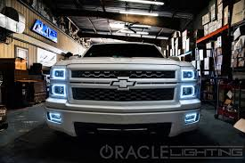 oracle halo lights for chevy silverado 2014 2016 chevy silverado Chevy Silverado Wiring Fog Lights Chevy Silverado Wiring Fog Lights #81 chevy silverado wiring foglights