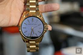 <b>Умные часы Michael</b> Kors Access впечатляют размерами