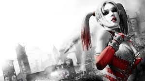 46+] Harley Quinn Arkham City Wallpaper ...