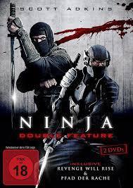Amazon.com: Ninja Double Feature [Import allemand] : Movies & TV