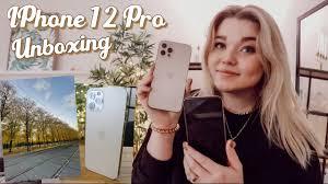 IPhone 12 Pro Gold Unboxing, Kamera Test, First Impressions + XS Max vs 12  Pro Meggyxoxo - YouTube