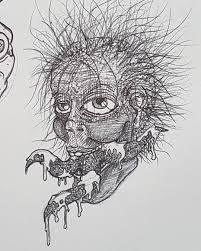 At Slothpire Cameron Mikey Savela Kiss Giver Sketchbook