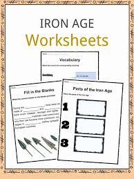 Ice Age Facts & Worksheets For Kids | Historical Information
