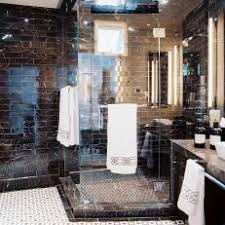 pictures of white tiled bathrooms. eclectic black and white tiled bathroom pictures of bathrooms