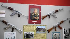 От клинка до Калашникова: в Ярославле открылся музей стрелкового и  холодного оружия - ЯРНОВОСТИ