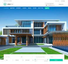 Joomla Business Template Impressive Real Estate Website