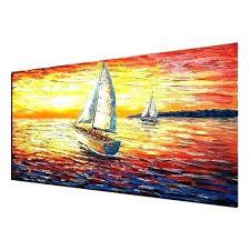 wooden anchor wall decor boat sailboat medium size of