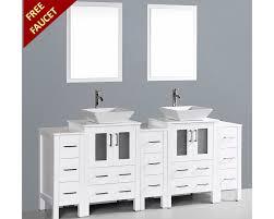 bathroom vessel sink vanity. modern bathroom sinks | undermount square vessel sink vanity