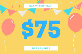 Gift Voucher Free Template Free Gift Certificate Maker Canva