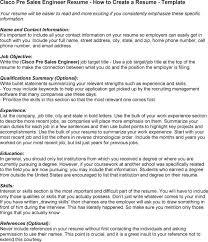 Sale Engineer Resume Sales Sales Lewesmr