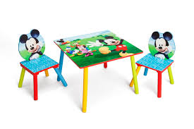 Delta Children Mickey Mouse Child\u0027s Table and Chair Set | Shop Your