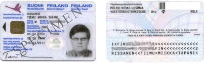 Vs Cards Id In Electronic Finland Springerlink Ids Bank Identity