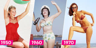 The Best Retro Swimsuits Over the Years - Vintage Bathing Suit and ...