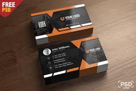 Free Psd Business Card Templates Premium Business Card Templates Free Psd Psd Zone