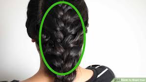Braid Length Chart 5 Ways To Braid Hair Wikihow
