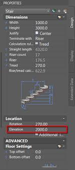 Die katze tritt die treppe krumm. Treppen Werden In Autocad Architecture Oder Autocad Mep Nicht Richtig Angezeigt Autocad Architecture Autodesk Knowledge Network