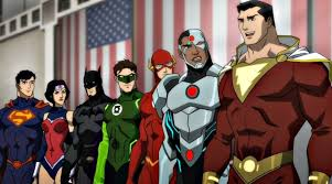 TV Lover: My Review of Justice League: War (2014)
