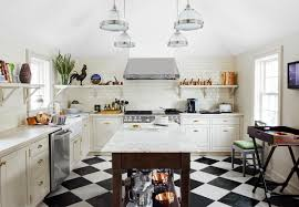 Black White Kitchen Tiles All About Ceramic Subway Tile This Old House