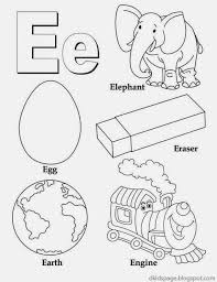 8 Best Images of Free Printable Letter E Worksheets - Free ...