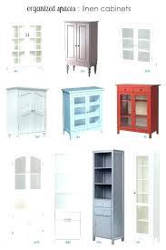 linen closet storage ideas modern wood linen cabinet storage ideas bathroom home design for small spaces