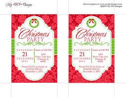Free Printable Flyer Templates Word Free Printable Christmas Party Flyer Templates Fun for Christmas 83