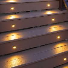 stair lighting. image of small stair lighting