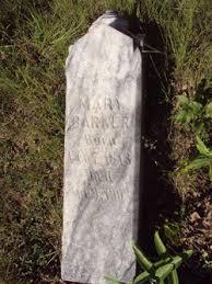 Mary Polly Barker (Starkey) (1813 - 1903) - Genealogy