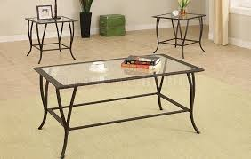 Coffee Table : Metal Coffee Table With Glass Top An Ultra Modern Clear  Angled Glass Media Side Table Which As Well As Looking A Fantastic Piece Of  Glass ...