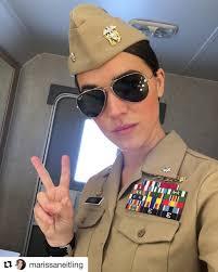 Captain Kara Green. | The last ship, Military women, Kawaii girl ...