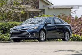 2018 Toyota Avalon Review, Trims, Specs and Price - CarBuzz