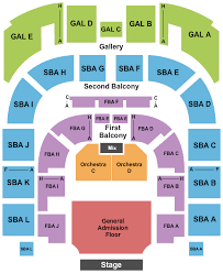 Sc State Fair Concert Seating Chart Township Auditorium Seating Chart Columbia