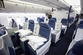 first class airline seats delta. inflight review: delta air lines 767-300 business elite - airways magazine first class airline seats