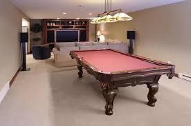 pool room lighting. Red Pool Table With Lighting Room A