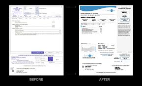 Document Design Billing And Payments Personalized Billing And