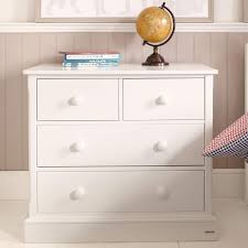 charterhouse childs wooden chest of drawers white childrens white chest of drawers a31