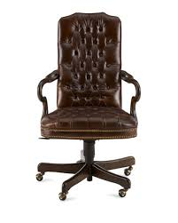 leather office. blevens tuftedleather office chair leather a