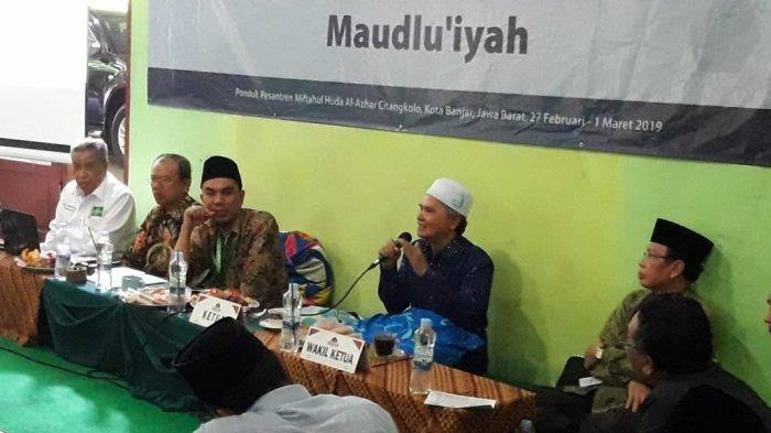 Beda Darul Islam dan Daulah Islamiyah Menurut KH Afifuddin Muhajir