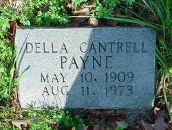Della Cantrell Payne (1909-1973) - Find A Grave Memorial