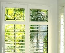 stained glass window inserts an innovative and unique idea for your window treatment stained glass window inserts for