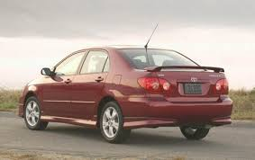 2005 Toyota Corolla - Information and photos - ZombieDrive