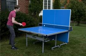 2019 Best Ping Pong Table Reviewed Indoor Outdoor For