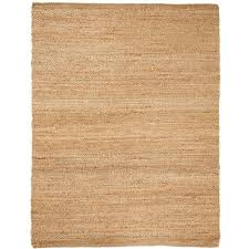 anji mountain portland natural 8 ft x 10 ft jute area rug
