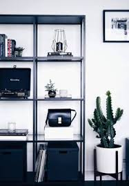 cheap office shelving. apartment inspo- shelf styling | the august diaries cheap office shelving