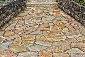 is flagstone er than pavers and