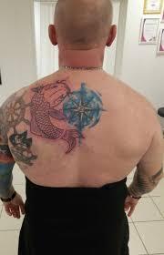 тату на всю спину процесс жизнь татуировщика яндекс дзен
