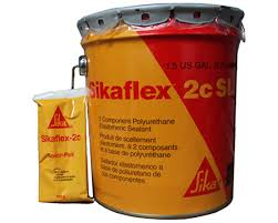 Sikaflex 2c Sl Van Dyke Self Leveling Kit
