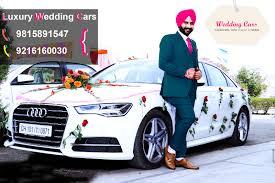 chandigarh audi car al for wedding